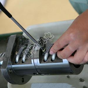 滚珠丝杠的安装方法及注意事项