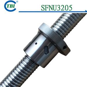 TBI滚珠丝杠\高防尘丝杆螺母\SFNU3205\精密级丝杆