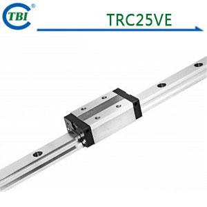 TBI导轨、中组装滑轨、TRC25VE