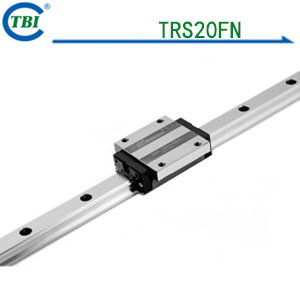 TBI低组装导轨、法兰安装滑块、TRS20FN