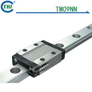 TBI微型导轨,小型滑块,TM09NN